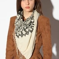 UrbanOutfitters.com > OBEY Ornamental Scarf