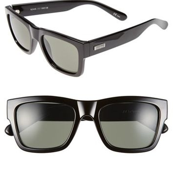 Women's Le Specs 'Bowie' 54mm Geo Print Sunglasses