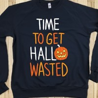 Time To Get Hallowasted