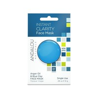 Andalou Naturals Mask Pod, Instant Clarity - Pack of 6