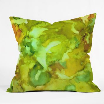 Rosie Brown The Pond Throw Pillow