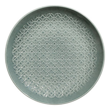 H&M Texture-patterned Plate $6.99