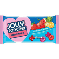 Jolly Rancher X's and O's Gummy Candy: 10-Ounce Bag