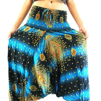 women harem pants/aladdin pants/haremhose/drop crotch pants/sarouel pants gorgeous /one size fits all