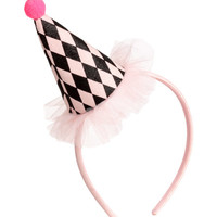 Hairband with Hat - from H&M