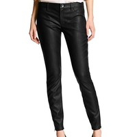 Banana Republic Womens Factory Sloan Fit Faux Leather Legging Pant