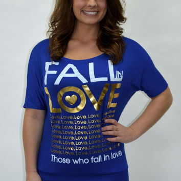 LOVE...Is In The Air Tee