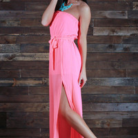 Pink Before You Leap Maxi