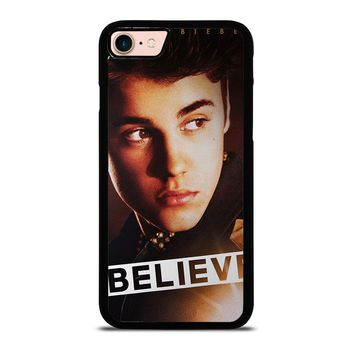 JUSTIN BIEBER iPhone 8 Case Cover