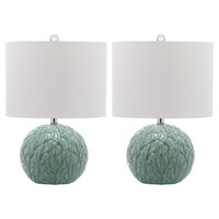 Safavieh Aqua Table Lamps (Set of 2)