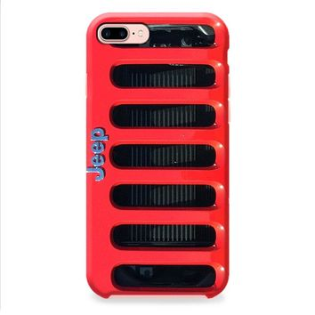 JEEP RED iPhone 8 | iPhone 8 Plus Case