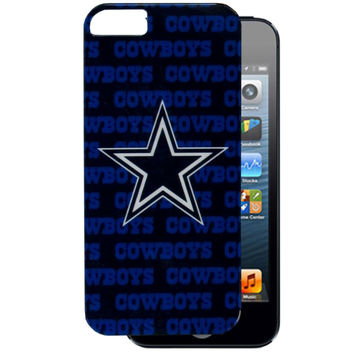 Dallas Cowboys Graphics Snap on Case fits iPhone 5