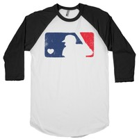 MLB LOVE (Vintage Shirt) | LIVE FAST DRESS PRETTY