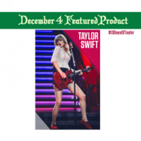 FEATURED: RED Tour Poster
