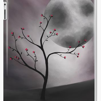 'Midnight Peach' iPad Case/Skin by ADCreations