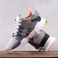 KUYOU A063 Adidas EQT Support ADV Knit Breathable Running Shoes