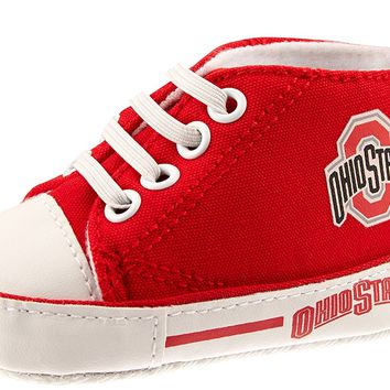 Ohio State Buckeyes Lil' Fan Baby Pre-Walk Hightops