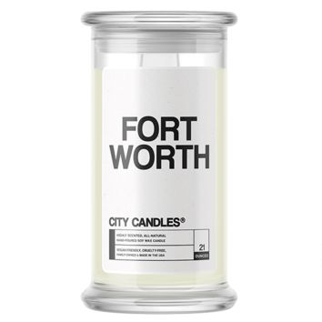 Fort Worth | City Candle®