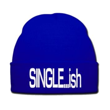 singleish hat snapback and beanie