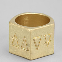 Urban Outfitters - Ransom + Bond Pharaoh Ring