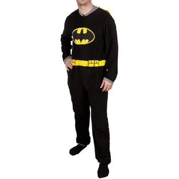 DCCKU3R Batman - Costume Union Suit With Cape
