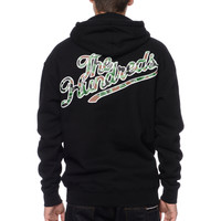The Hundreds Duckin Slant Black & Camo Pullover Hoodie at Zumiez : PDP