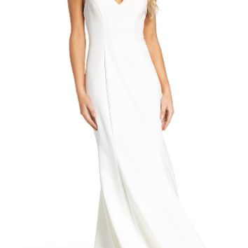 Xscape T-Back Mermaid Gown | Nordstrom