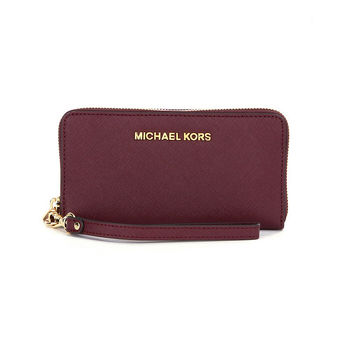 MICHAEL Michael Kors Jet Set Coin Wallet | Dillards