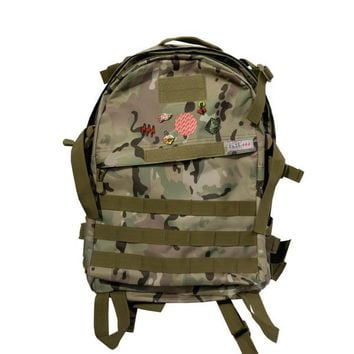 FAZE Backpack in duck camo
