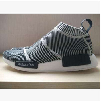 """ADIDAS"" Trending Fashion Casual Sports Shoes Grey Black"