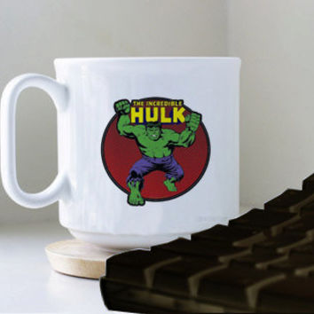Incredible Hulk mug heppy mug coffee, mug tea, size 8,2 x 9,5 cm.
