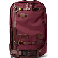 PRODUCT - Master-Piece - Potential Leather-Trimmed Cordura Backpack - 435014 | MR PORTER