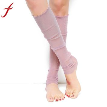 6 Colors high quality Leg Socks Or Gloves 2018 Fashion Summer Women Lace Long Socks 52cm