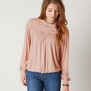 COCO + JAIMESON RIBBED TOP