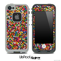 Tiny Gumballs Skin for the iPhone 5 or 4/4s LifeProof Case