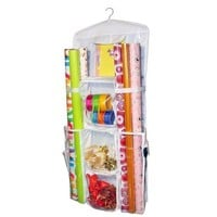 Amazon.com: Hanging Gift Wrap Organizer: Home & Kitchen
