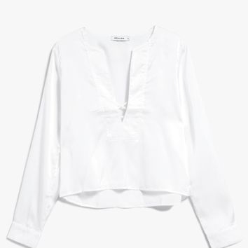 Stelen / Imogen Top in White