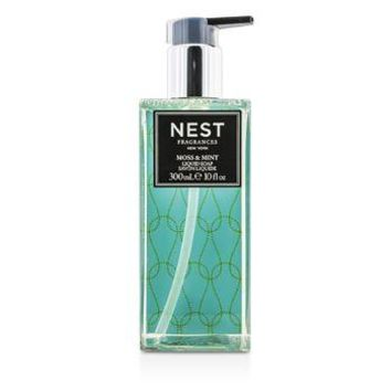 Nest Liquid Soap - Moss & Mint Ladies Fragrance