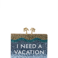 i need a vacation clutch bag