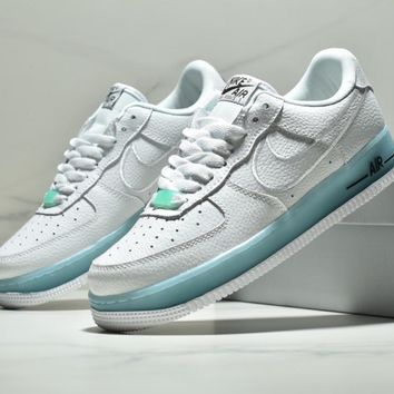 Nike Air Force 1 Fashion Women Men Casual Jelly Sport Running Shoes Sneakers