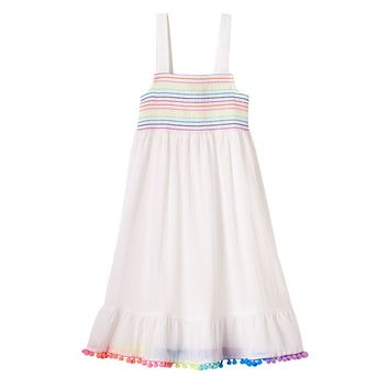 SO Swim Cover-Up Dress - Girls