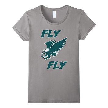 Fly Eagles Fly T Shirt - Flying Eagles Shirt