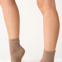 Always Have Socks - Taupe