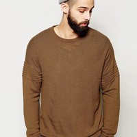 ASOS Jumper in Drapey Oversized Fit