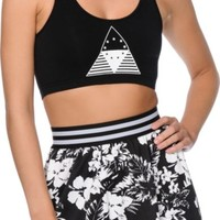 Ninth Hall Kai Triangle Crop Tank Top