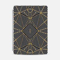 Ab Half Gold iPad Air 2 cover by Project M | Casetify