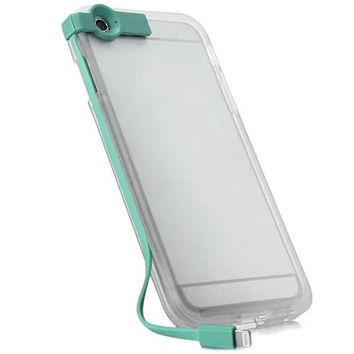 Flash and Charge 3 in 1 Case for iPhone 6