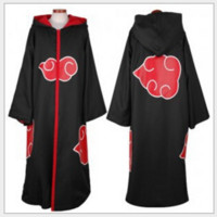 New Fashion Unisex Cosplay Costumes Japan Anime Naruto
