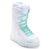 Thirtytwo Girls Summit White 2013 Snowboard Boot
