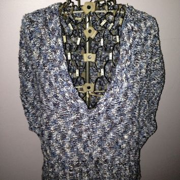 Free People Blue Hue Sweater from Fashion Gypsies
